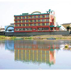 虹の宿ホテル花景色の外観