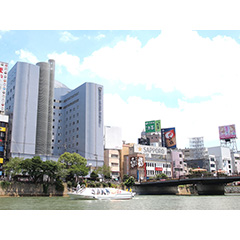 博多エクセルホテル東急の外観