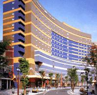 キャナルシティ・福岡ワシントンホテルの外観