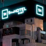 5TH HOTEL WESTの外観
