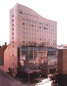 アークホテルロイヤル福岡天神の外観