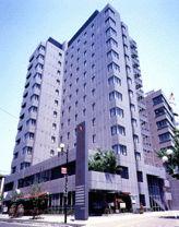 ホテルアセント福岡の外観
