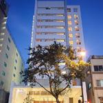 ホテルユニゾ福岡天神の外観
