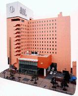 セントラルホテルフクオカの外観