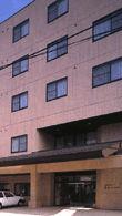 岩井ホテルの外観
