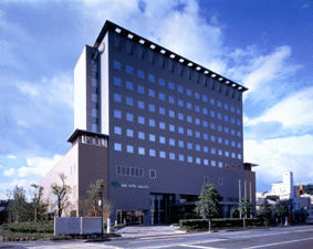 KKRホテル博多の外観