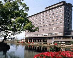 ホテルニューオータニ佐賀の外観