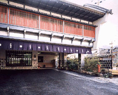 武雄温泉 大正浪漫の宿 京都屋の外観