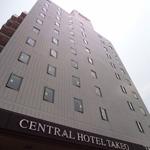 セントラルホテル武雄の外観
