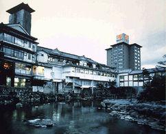 和多屋別荘の外観