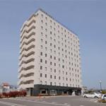 セントラルホテル伊万里の外観