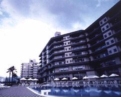 唐津シーサイドホテルの外観
