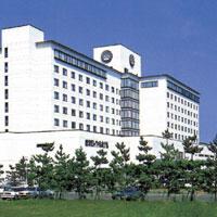 唐津ロイヤルホテルの外観