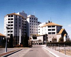 長崎インターナショナルホテルの外観