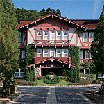 雲仙観光ホテルの外観