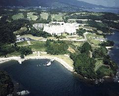 ホテルパサージュ琴海の外観
