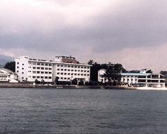 ホテル南風楼の外観