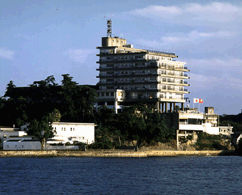 東洋九十九ベィホテルの外観