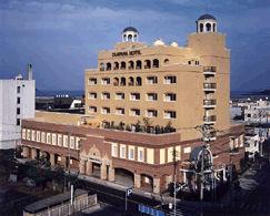カンパーナホテルの外観