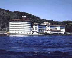 平戸海上ホテルの外観