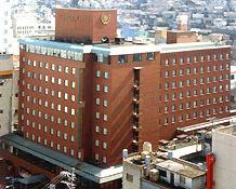 長崎ワシントンホテルの外観