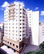ホテルJALシティ長崎の外観