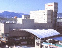 JR九州ホテル長崎の外観