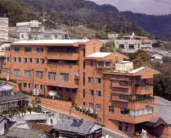 長崎スカイホテルの外観