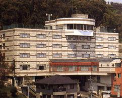 長崎ブルースカイホテルの外観