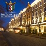 ホテルアムステルダムの外観
