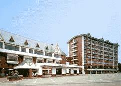 阿蘇の司 ビラパークホテル&スパリゾートの外観