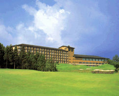 阿蘇リゾートグランヴィリオホテル(ルートインホテルズ)の外観