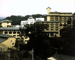 菊池観光ホテルの外観