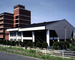 山鹿ニューグランドホテルの外観