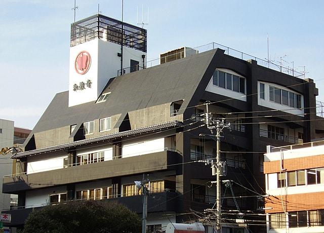 熊本 和数奇 司館の外観