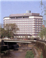 アークホテル熊本城前の外観