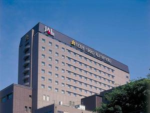 ホテル日航熊本の外観