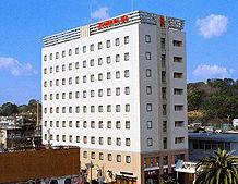 JR九州ホテル熊本の外観