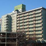ホテルルートイン熊本駅前の外観
