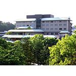 KKRホテル熊本の外観