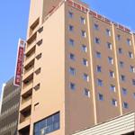 ホテルサンルート熊本の外観