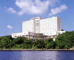 別府湾ロイヤルホテルの外観