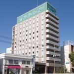 ホテルルートイン延岡駅前の外観