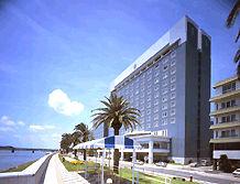宮崎観光ホテルの外観