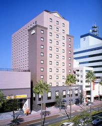 ホテルJALシティ宮崎の外観