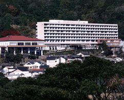 霧島国際ホテルの外観
