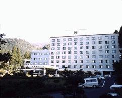 霧島ホテルの外観