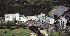 霧島ロイヤルホテルの外観