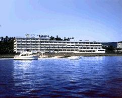 指宿海上ホテルの外観