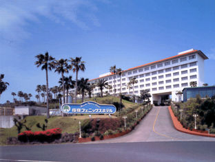 指宿フェニックスホテルの外観